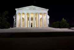Jefferson Memorial Stock Photos