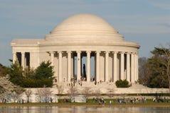 Jefferson Memorial. In Washington DC, USA Stock Photos