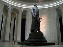 Thomas Jefferson Memorial. Statue inside Thomas Jefferson Memorial, Washington, D.C, U.S.A Royalty Free Stock Photos