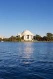 Jefferson Memorial royalty-vrije stock foto's