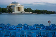 Jefferson Memorial photo libre de droits