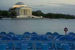 Jefferson Memorial images libres de droits