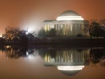 Jefferson Memorial Fotografia Stock