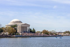 Jefferson Memorial Immagini Stock