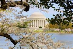 Jefferson Memorial images libres de droits