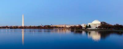 Jefferson Memorial Royalty-vrije Stock Afbeelding