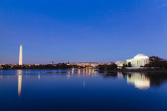 Jefferson Memorial Royalty-vrije Stock Afbeelding