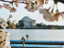 Jefferson Memorial Stockfotografie