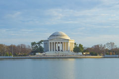 Jefferson Memorial arkivbilder