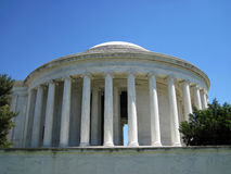 Jefferson Memorial 2016_2 Immagini Stock