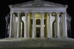 Jefferson Memorial Royaltyfri Bild