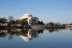 Jefferson Memorial Cherry Blossom Festival Fotos de archivo