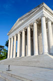 Jefferson Memorial dans le Washington DC Image stock