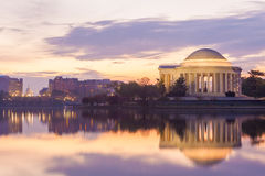 Jefferson Memorial DC Stock Image