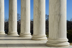 Jefferson Memorial in Washington DC Royalty Free Stock Image