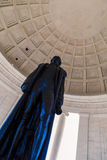 Jefferson Memorial Statue Royalty Free Stock Images
