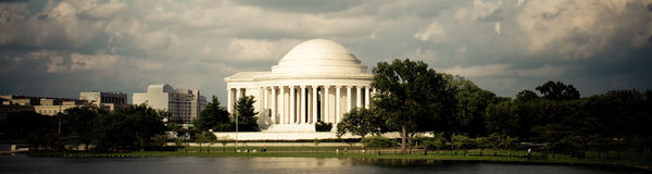 Jefferson Memorial, Washington D.C. Royalty Free Stock Image