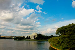 Jefferson Memorial, Washington D.C. Royalty Free Stock Photography