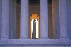 The Jefferson Memorial, Washington D.C. Stock Photography