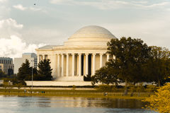 Jefferson Memorial, Washington D.C. Royalty Free Stock Photo