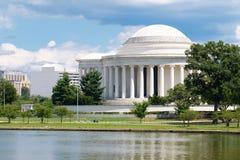 The Jefferson Memorial on Washington D.C. Stock Image