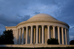 Jefferson Memorial in Washington, DC Stock Photography
