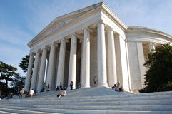 Jefferson Memorial, Washington DC Royalty Free Stock Photography