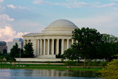 Jefferson Memorial, Washington, DC. Stock Images