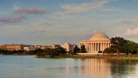 Jefferson Memorial - Washington DC Stock Photography