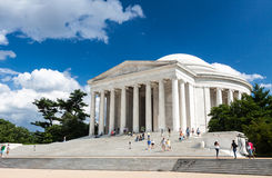 Jefferson Memorial, Washington, DC Royalty Free Stock Photos