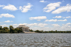 Jefferson memorial Stock Photography