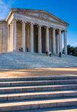 The Jefferson Memorial, in Washington, DC. Stock Images