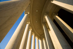 Jefferson Memorial, Washington dc Stock Images