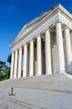 Jefferson Memorial in Washington DC. The Jefferson Memorial in Washington DC in daylight stock image