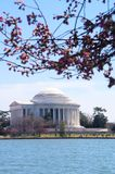 Jefferson Memorial Washington DC Stock Photography