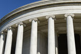 Jefferson Memorial in Washington DC Stock Photography