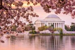 Jefferson Memorial Stock Image