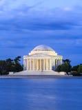 Jefferson Memorial Washington DC Vertical Royalty Free Stock Images