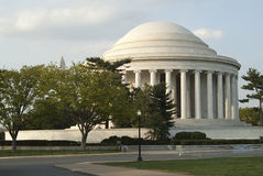 Jefferson Memorial3 Royalty Free Stock Photography