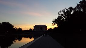 Jefferson monument Royalty Free Stock Photo
