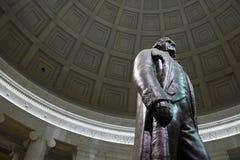 Jefferson-oben Abschluss Stockfotos