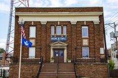 Jefferson Park Masonic Temple fotografia stock