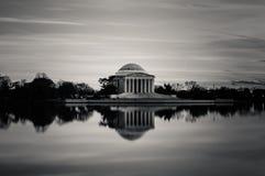 Jefferson pomnik obraz royalty free