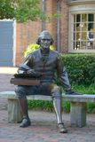 jefferson staty thomas arkivbild