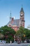 Jeffersonbibliotheek, NYC Stock Foto