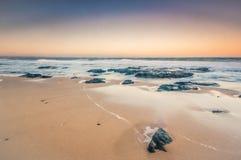 Jeffrey& x27; залив s, накидка восточная, Южная Африка стоковое изображение rf