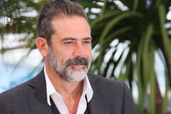 Jeffrey Dean Morgan. CANNES, FRANCE - MAY 17: Jeffrey Dean Morgan attends the 'The Salvation' photocall at the 67th Annual Cannes Film Festival on May 17, 2014 royalty free stock photos