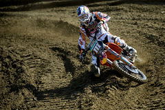 Jeffrey Herlings / MX2; Netherlands Royalty Free Stock Photos