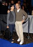 Jeffrey Katzenberg και Marilyn Katzenberg Στοκ φωτογραφία με δικαίωμα ελεύθερης χρήσης
