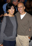 Jeffrey Katzenberg και Marilyn Katzenberg Στοκ Εικόνες